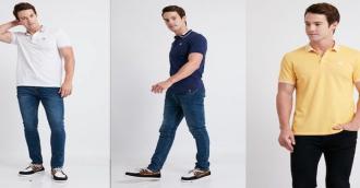 Mẹo lựa chọn áo polo nam độc đáo phù hợp với từng dáng người