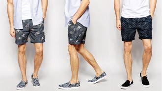 Phối đồ cực chuẩn cùng quần Short nam mùa hè