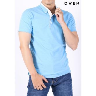 Phối đồ với chiếc áo polo Owen cá tính nhất