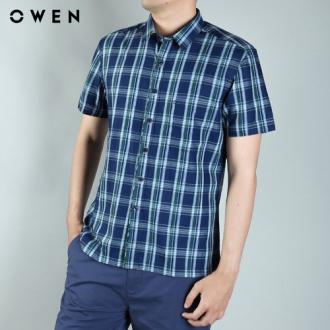 Áo sơ mi nam Owen - Sự lựa chọn số 1 của nam giới