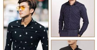 Bí quyết chọn áo sơ mi nam đúng chuẩn phong cách