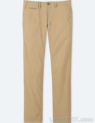 Những điều chàng cần biết về quần kaki nam phong cách