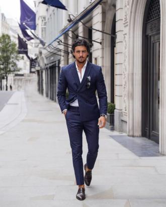 5 kiểu diện suit giúp các quý ông thêm bảnh bao phong cách