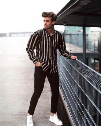 Làm mới street style với 7 gợi ý phối đồ nam giúp chàng thêm tự tin