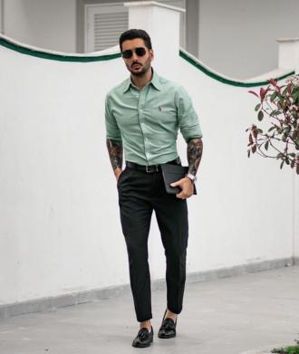 Luôn bảnh bao khi đi làm với combo trang phục thời trang