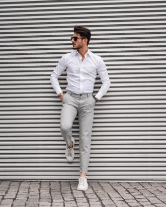 Nổi bật khắp phố với 5 cách phối đồ đầy nam tính phong cách