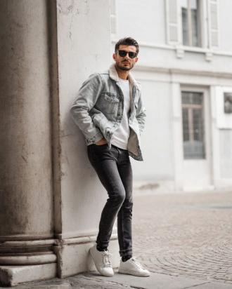 Sự đa-zi-năng của denim jacket và 5 cách phối đồ độc đáo