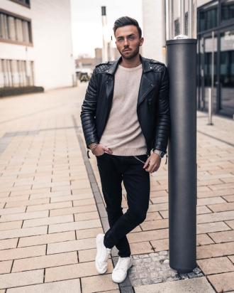 5 cách phối đồ streetwear giúp chàng xuống phố đơn giản cá tính