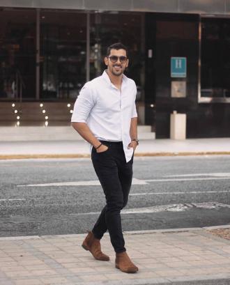 6 cách phối đồ công sở giúp nam giới vừa trẻ trung vừa cá tính
