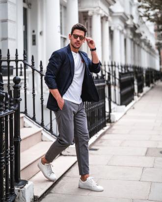 9 cách phối đồ nam với quần chinos giúp chàng luôn bảnh bao phong cách