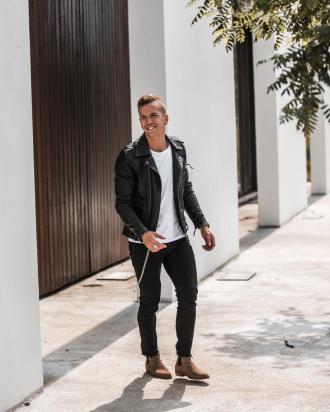 Học fashion blogger Stefán John Turner 10 cách phối đồ dạo phố đầy nam tính