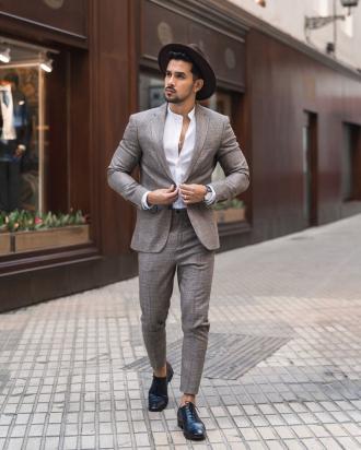 4 Cách phối đồ công sở cùng áo blazer giúp chàng thêm cá tính