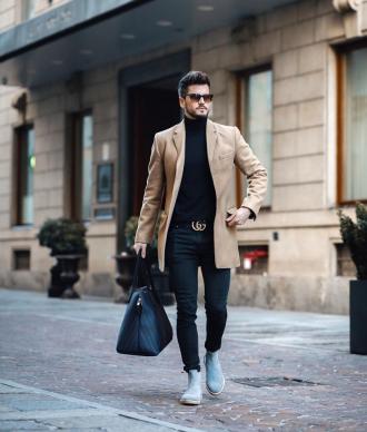 6 Cách phối đồ nam với giày chelsea boots cá tính