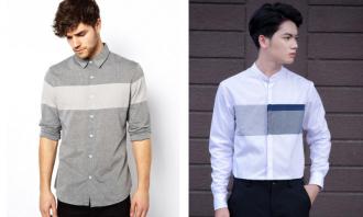 Top 10 Cách phối đồ với áo sơ mi nam đẹp thời trang