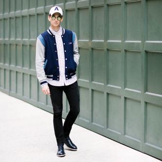 Top các thủ thuật mặc áo khoác nam siêu đẹp và thời trang