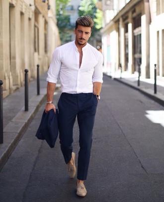 6 tips phối đồ dự tiệc cho chàng thêm lịch lãm đúng chất một quý ông tự tin