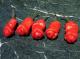 """""""Đỏ mặt"""" với giống ớt lạ mắt"""
