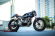 Hình ảnh phong trần của Honda CB125T Cafe Racer qua bàn tay thợ Sài Gòn