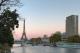 Lãng mạn ngắm Paris từ đôi bờ sông Seine