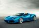 Ferrari 488 Spider - siêu xe động cơ V8 mạnh nhất