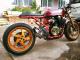 Honda CB750 độ phong cách Cafe Racer siêu chất.