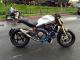 Ducati Monster 1200S 2015 độ chất với pô Akrapovic full system Titanium