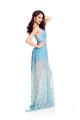 Váy dạ hội của Phạm Hương ?