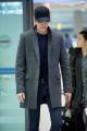 Áo khoác dạ nam dáng dài kiểu Hàn Quốc đẹp như Kim Bum