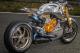 Hình ảnh tuyệt phẩm của Ducati 1199 Panigale mạ vàng và chrome lạ mắt