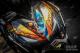 Bản NVX 155 độ phá cách với ngoại hình siêu anh hùng