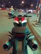 Ducati Monster 795 lên tem Ducati cross đen đỏ trắng lạ lùng