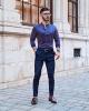 7 tips phối áo sơ mi với quần trouser giúp chàng bảnh bao