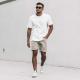 8 cách phối đồ với áo thun trắng cực đơn giản giúp chàng thời trang