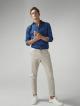 6 gợi ý phối quần chinos giúp chàng thêm thanh lịch thời trang