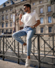 8 cách mix&match; trang phục chất cực chất cho chàng thêm phong cách